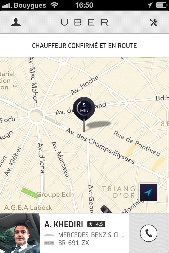 comment marche uber